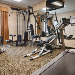 Отель Country Inn & Suites by Radisson, Midway, FL фитнесс-зал фото 2