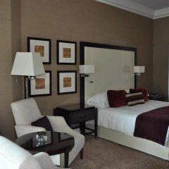 Отель Roda Al Bustan Представительский номер с различными типами кроватей фото 5