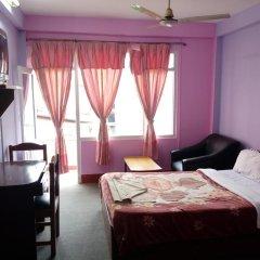 Отель Pokhara Peace Непал, Катманду - отзывы, цены и фото номеров - забронировать отель Pokhara Peace онлайн комната для гостей фото 4