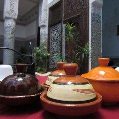 Отель Riad Youssef Марокко, Фес - отзывы, цены и фото номеров - забронировать отель Riad Youssef онлайн интерьер отеля фото 2