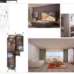 Отель Nirvana Lagoon Villas Suites & Spa 5* Люкс с различными типами кроватей фото 4