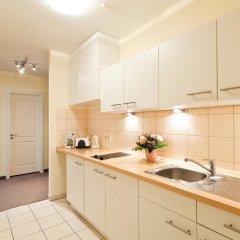 Отель Aparthotel Neumarkt 4* Студия с различными типами кроватей фото 4
