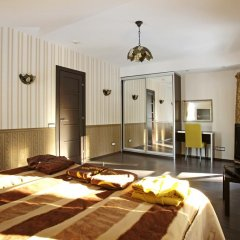Гостиница Лесная Рапсодия Стандартный номер с двуспальной кроватью фото 32