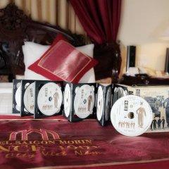 Hotel Saigon Morin 4* Представительский люкс с различными типами кроватей фото 4