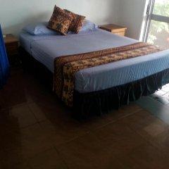 Отель Gecko Lodge Fiji Савусаву комната для гостей