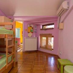 Manga Hostel Стандартный номер с различными типами кроватей (общая ванная комната) фото 11