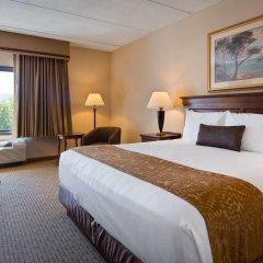 Отель Best Western Plus Waterbury - Stowe 3* Стандартный номер с различными типами кроватей фото 4
