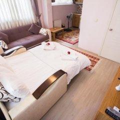 Апартаменты Feyza Apartments Семейные апартаменты с двуспальной кроватью фото 15
