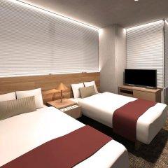 hotel androoms Osaka Hommachi 3* Стандартный номер с 2 отдельными кроватями