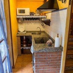 Отель Apartamentos Rurales La Canalina в номере