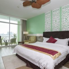 The Hanoi Club Hotel & Lake Palais Residences комната для гостей фото 15