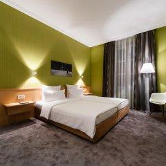 Design Hotel Stadt Rosenheim 3* Номер Комфорт двуспальная кровать фото 9