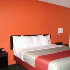 Отель Motel 6 Vicksburg, MS 2* Стандартный номер с различными типами кроватей фото 2