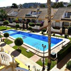 Отель La Zenia Golf бассейн
