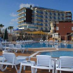 Akin Paradise Hotel бассейн
