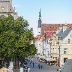 Отель Vip Old Town Apartments Эстония, Таллин - отзывы, цены и фото номеров - забронировать отель Vip Old Town Apartments онлайн балкон