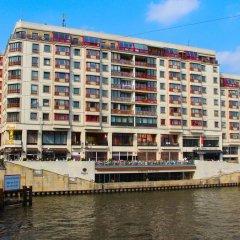 Riverside City Hotel & Spa Берлин приотельная территория
