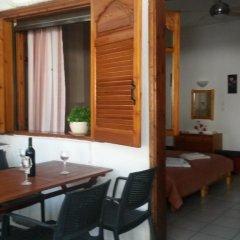 Отель Zefyros Studios Ситония питание