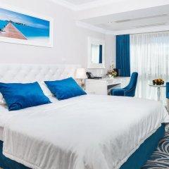 Гостиница Рэдиссон Лазурная 4* Стандартный номер с двуспальной кроватью фото 3