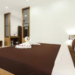M.U.DEN Patong Phuket Hotel 3* Номер Делюкс двуспальная кровать фото 24