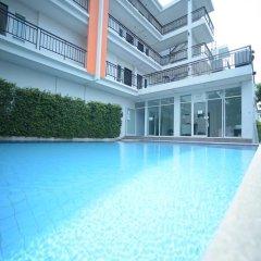 Отель Villa Navin Beach Residence 3* Номер Делюкс с различными типами кроватей фото 14