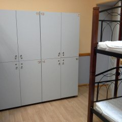 Ночь и День Хостел Кровать в общем номере с двухъярусной кроватью фото 2