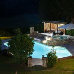 Отель Agriturismo I Poggi Gialli Синалунга бассейн фото 2