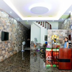 Отель Gia Han Guesthouse Вьетнам, Вунгтау - отзывы, цены и фото номеров - забронировать отель Gia Han Guesthouse онлайн интерьер отеля фото 3