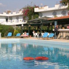 Отель Gorgona 3* Стандартный номер с различными типами кроватей фото 16