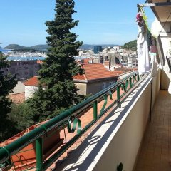 Апартаменты Elim Apartment балкон