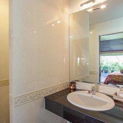 Отель Tropica Bungalow Resort 3* Люкс с различными типами кроватей фото 12