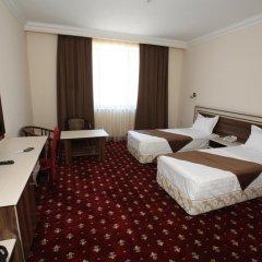 Отель Арцах 3* Стандартный номер двуспальная кровать фото 3