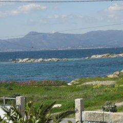 Отель Duplex Playa de Rons пляж