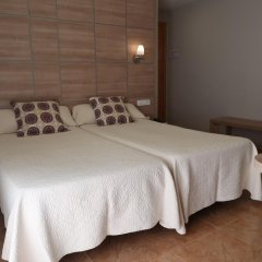 Hotel Fonda El Cami Улучшенный номер с различными типами кроватей фото 6