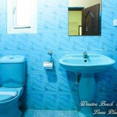 Отель Winston Beach Guest House Шри-Ланка, Негомбо - отзывы, цены и фото номеров - забронировать отель Winston Beach Guest House онлайн ванная