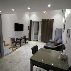 Апартаменты Arkadia Palace Luxury Apartments Студия с различными типами кроватей фото 9