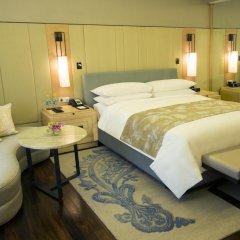 JW Marriott Hotel New Delhi Aerocity 5* Представительский люкс с различными типами кроватей
