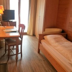 Hotel Alphorn 3* Стандартный номер с различными типами кроватей фото 2