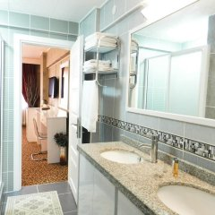 Ada Apart Bakirkoy Vip Улучшенный люкс с различными типами кроватей фото 10