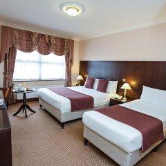 Sheldon Park Hotel and Leisure Club 3* Стандартный номер с 2 отдельными кроватями фото 6