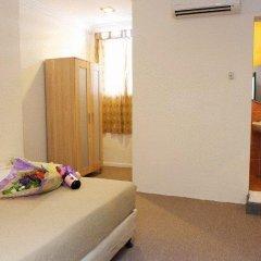 Soho City Hotel Улучшенный номер с различными типами кроватей фото 5