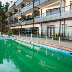 Апартаменты Pirita Beach & SPA Студия с различными типами кроватей фото 36