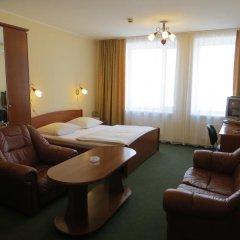 Гостиница Корона 2* Полулюкс с двуспальной кроватью фото 4