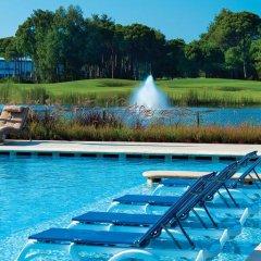 Отель Cornelia Diamond Golf Resort & SPA - All Inclusive 5* Вилла Azure с различными типами кроватей фото 17