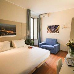 Hotel Astoria Torino Porta Nuova 3* Стандартный номер с различными типами кроватей фото 5
