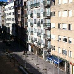 Отель Pinzon Испания, Байона - отзывы, цены и фото номеров - забронировать отель Pinzon онлайн балкон