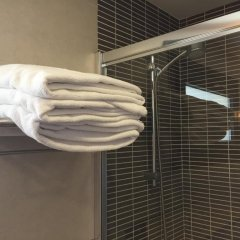 Hotel Restaurante El Corte ванная