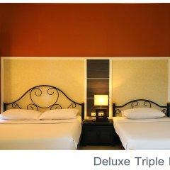 Отель Rambuttri Village Inn & Plaza 3* Номер категории Премиум с различными типами кроватей фото 4