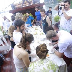 Отель Swan Cruises Halong детские мероприятия фото 2