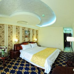 Отель Cron Palace Tbilisi 4* Стандартный номер фото 19